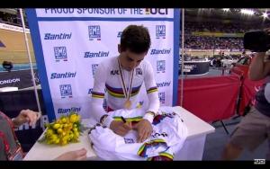 Sebastián Mora campeón del mundo