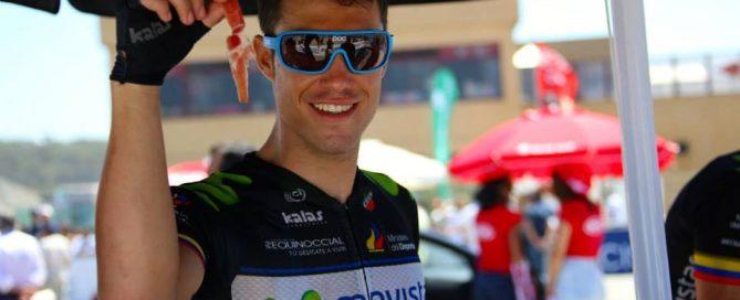 hidratos de carbono en el entrenamiento ciclista